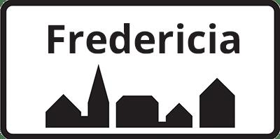 Fredericia mad ud af huset