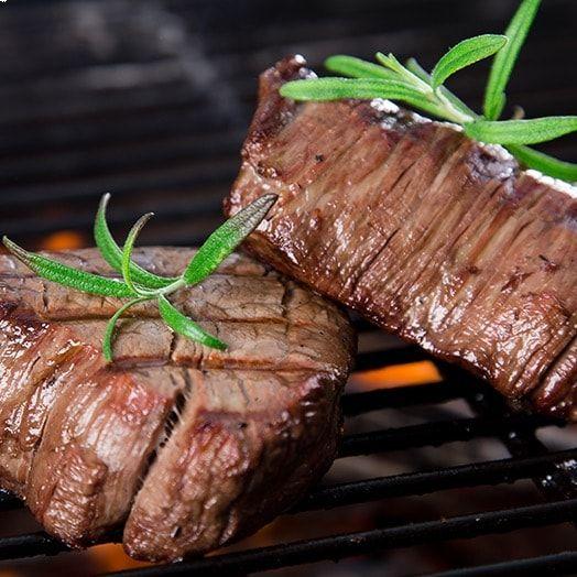 Grill catering menu 5 fra Fest-diner.dk
