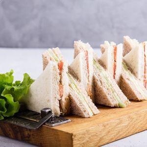 Trekantsandwich