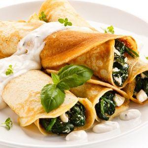 Vegetar menu catering